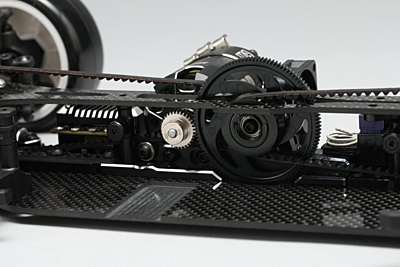 Yokomo BD10LCR Carbon Chassis Competition Touring Car Kit (with RTC Suspension)