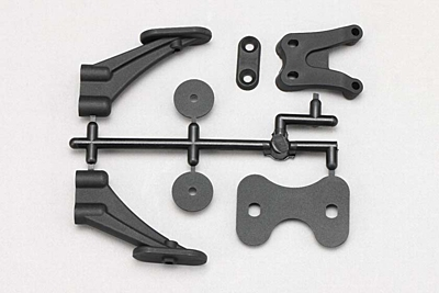 YZ-2DTM3/CAL3 Front & Rear Wing Mount