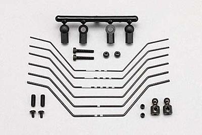 YZ-2 Front Stabilizer Set (for Z2-008GF2 Arm / 0.7mm-1.2mm·6pcs)