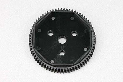 YZ-2 Spur Gear 3Hole 72T DP48 (Slipper/Direct)