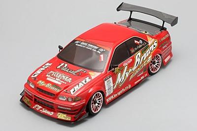 Yokomo Team22 FNATZ JZX100 Mark2 Body Set