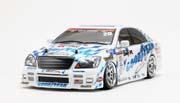 Yokomo GOODYEAR Racing ZERO CROWN 275 Body Set (D1 Graphic)