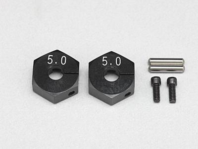 YD-2 Aluminum 5.0mm Cramp Wheel Hub (2pcs)