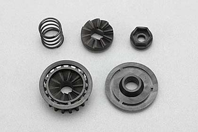 YZ-4 Front Pulley/Clicker